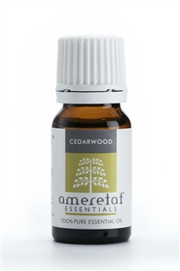 Cedarwood Pure Essential Oil, 10ml