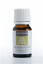 Lemongrass Pure Essential Oil, 10ml