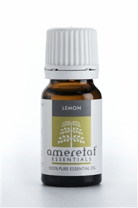 Lemon Pure Essential Oil, 10ml