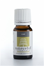 Lime Pure Essential Oil, 10ml