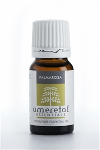 Palmarosa Pure Essential Oil, 10ml