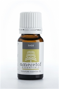 Sage Pure Essential Oil, 10ml