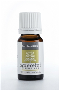 Sandalwood Agmark Pure Essential Oil, 10ml