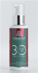 30s Natural Everyday Facial Oil, 125ml