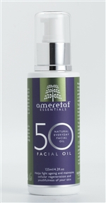 50s Natural Everyday Facial Oil, 125ml