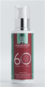 60s and Over Natural Everyday Facial Oil, 125ml