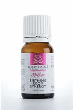 Birthing Room 100% Pure Essential Oil Synergy, 10ml