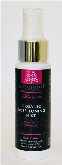Photo of Organic Rose Toning Mist
