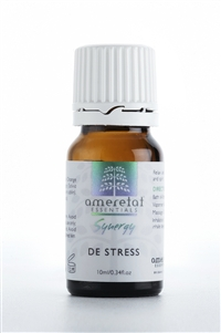 De Stress 100% Pure Essential Oil Synergy, 10ml