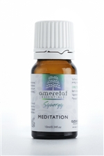 Meditation 100% Pure Essential Oil Synergy, 10ml