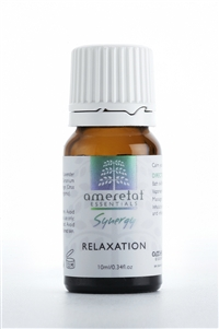 Relaxation 100% Pure Essential Oil Synergy, 10ml