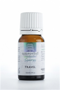 Travel 100% Pure Essential Oil Synergy, 10ml