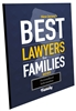 2020 Deluxe New Jersey's Best Lawyers for Families Cleancut Plaque
