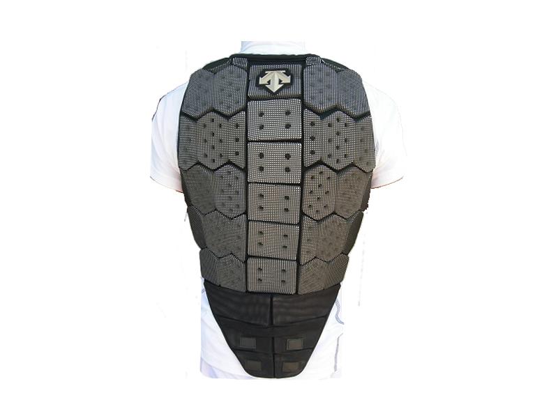 Lightweight Jockey Vest By Descente
