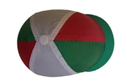 Multi-Color Helmet Covers in Polyester, Caliente Style by Equiwin