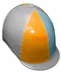 Multi-Color Helmet Covers in Vinyl, Caliente Style by Equiwin