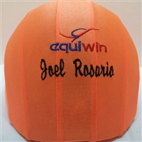 Slim Stripe Helmet Cover | Equiwin | Jockey Equipment