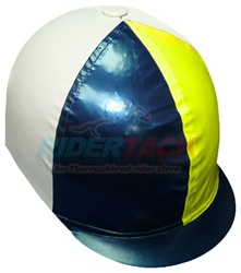 Multi-Color Helmet Covers in Vinyl, European Style by Equiwin