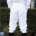 Non-Insulated Polyester Jockey Breeches, Winter Style with Elastic Leggings by Equiwin