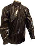 * FINAL SALE, NON RETURNABLE * Jogging Jackets in Non Shiny Vinyl, Summer Style by Equiwin