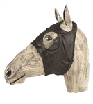 Satin Horse Blinker - Horse Racing Equipment