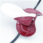 Small Horse Racing Saddle by Merlano, Made-to-Order