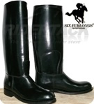 Six Furlongs Boots - Jockey Equipment