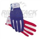 SSG Jockey Gloves Style 1000 AquaSuede Palm / Team Roper / Polo - Jockey Apparel