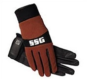 SSG Eventer Jockey Gloves, Style 3600
