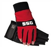 SSG Fingerless Eventer Jockey Gloves, Style 3700
