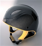 UoF Race Carbon Fiber Jockey Helmet, Made-to-Order
