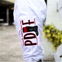 Embroidery - Jockey Apparel
