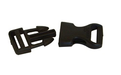 Helmets Plastic Buckle - Horse Racing Equipment