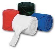 Polo Bandage with Velcro, Set of 4