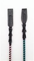 TriColor Horse Riding Whip | Jockey Equipment