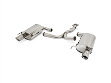 Yonaka 2006-2013 Lexus IS250/IS350 Axleback Exhaust