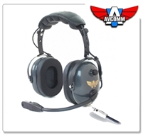 AC747 Helio and Aviation Headset
