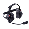 Behind The Head Dual 2 Way Radio Headset