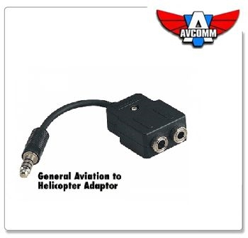 Avcomm P2-004 General Aviation to Helio Jumper