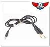 General Aviation straight cord for AC747 Headset