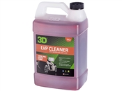 3D Leather, Vinyl & Plastic Cleaner (LVP) is an environmentally friendly cleaner designed to safely remove soiling from a multitude of components found in cars, boats, aircraft and RVs.