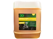 3D Upholstery Carpet Shampoo 5 gallon