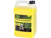 3D Extractor Shampoo 1 Gallon