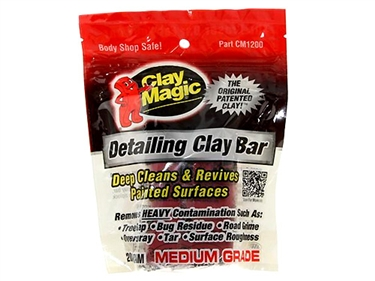 Clay Magic Medium Grade Detailing Clay