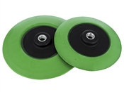7 inches Rotary Green Backing Plate