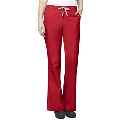 Women's Flare Leg Pant by WonderWink