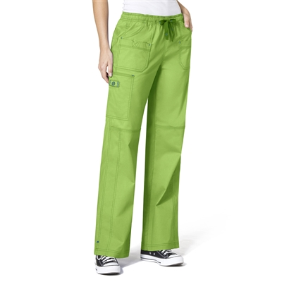 WonderWink WonderFLEX Faith Multi-Pocket Cargo Pant