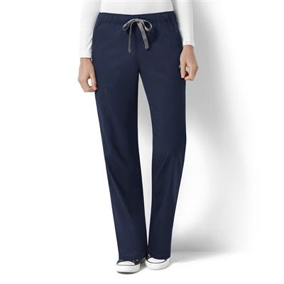 WonderWink Scrubs NEXT Logan Straight Leg Cargo Pant