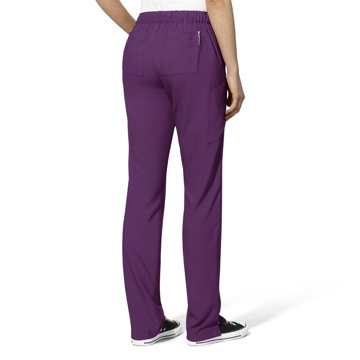 WonderWink Scrubs Set W123 Women/'s Women/'s V-Neck Top /& Cargo Pant 6455//5155