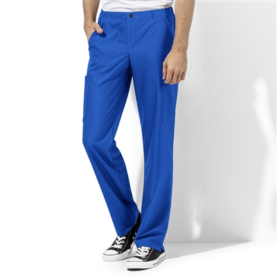 WonderWink WonderTECH Men's Straight Leg Pant